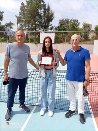 Ο Δήμος Ηλιούπολης συγχαίρει την Αθλήτρια της MTA Σοφία Νικολαιδου για τις επι…